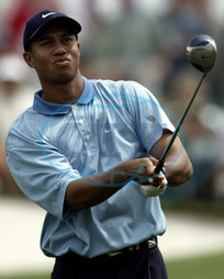 Tiger WOODS sportovec