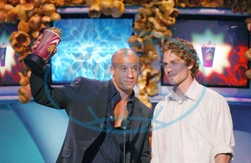Vin DIESEL - Paul WALKER - herec cena