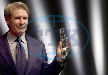 Harrison Ford herec cena