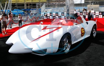 automobil The Mach 5
