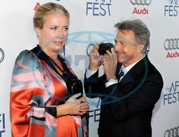 Emma Thompsonová,  (Thompson),  Dustin Hoffman
