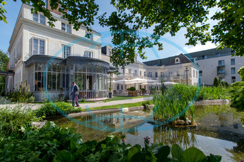 Hotel Clarion Chateau Belmont,  Tours