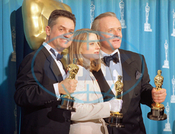JONATHAN DEMME,  JODIE FOSTEROVÁ,  ANTHONY HOPKINS