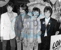 PAUL MCCARTNEY,  GEORGE HARRISON,  RINGO STARR,  JOHN LENNON