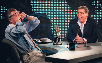 LARRY KING,  JERRY LEWIS
