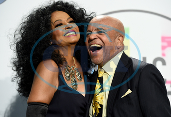 Diana Ross,   zpěvačka,   Berry Gordy