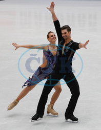 MADISON HUBBELLOVÁ,  ZACHARY DONOHUE