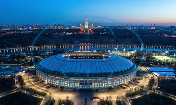 APTOPIX Russia Soccer WCup Moscow