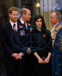 HARRY,  MEGHAN MARKLEOVÁ,  WILLIAM