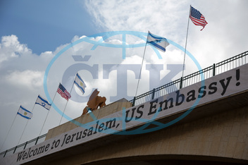 Izrael-Palestina-USA-diplomacie-demonstrace