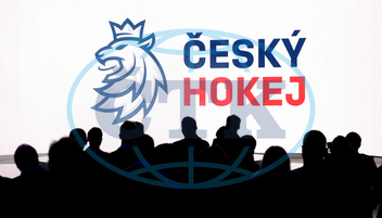 New logo of Czech Ice Hockey Association.