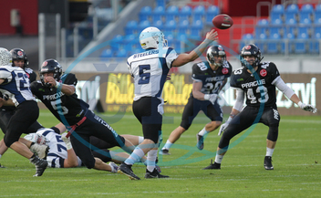 Ostrava Steelers a Prague Black Panthers,  americký fotbalista,  sportovec
