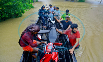 APTOPIX India Monsoon Flooding