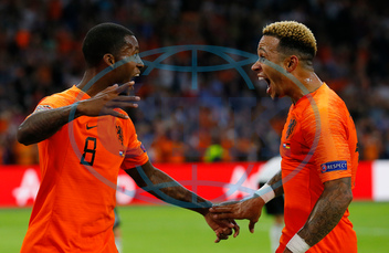 APTOPIX Netherlands Germany Nations League Soccer