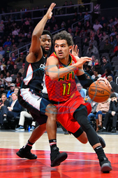 TRAE YOUNG,  CHASSON RANDLE
