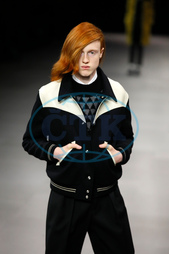 Celine men's Fall-Winter 2019-20,  model,  přehlídka