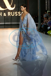 Ralph & Russo Spring/Summer 2019 Haute Couture,   modelka,