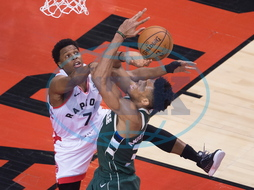 KYLE LOWRY,  JANIS ADETOKUNBO