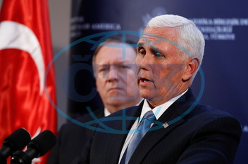MIKE PENCE,  MIKE POMPEO