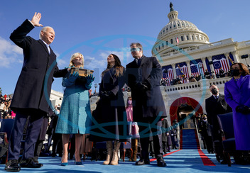 JOE BIDEN,  JILL BIDENOVÁ,  HUNTER BIDEN,  ASHLEY BIDENOVÁ