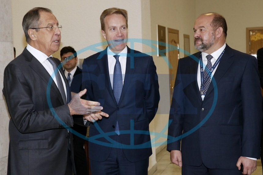 2017 BEAC Foreign Ministers' Session in Arkhangelsk, Russia