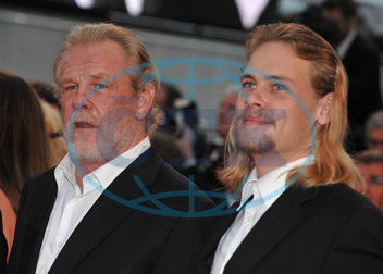 Nick NOLTE,  herec,  syn