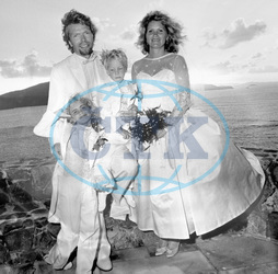 Business - Richard Branson Wedding - Necker Island