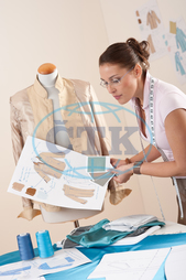 adult, alone, caucasian, choice, cloth, clothes, clothing, cotton, craft, creative, designer, dress, dressmaker, dummy, equipment, fabric, fashion, handicraft, haute couture, mannequin, material, measure, model, one, people,