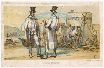 Artificers in their working dress