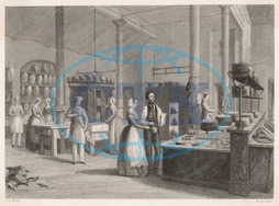 REFORM CLUB KITCHEN 1840