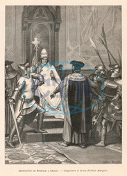 BONIFACIUS ARRESTED
