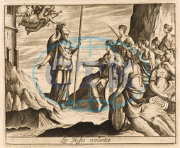 THE MUSES AND ATHENA