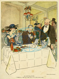 PAYING THE BILL 1919