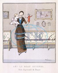 MOTHER/BABY/PUPPET 1914