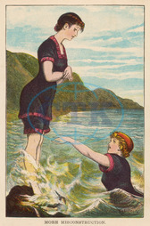 TWO PIECE SWIMSUITS 1876