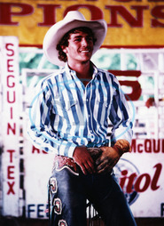 8 SECONDS LUKE PERRY AS LANE FROST