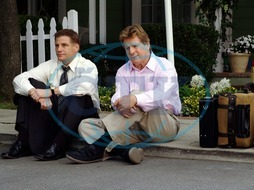 DESPERATE HOUSEWIVES  [US TV SERIES 2004 - ] Series#1/Episode#13/Your Fault  DOUG SAVANT as Tom Scavo,  RYAN O'NEAL as Rodney Scavo DESPERATE HOUSEWIVES