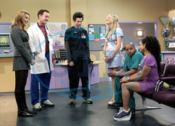 SCRUBS Series#4/Episode#17/ My Life in Four Cameras