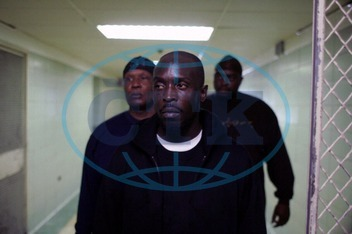 THE WIRE MICHAEL K WILLIAMS as Omar Little THE WIRE