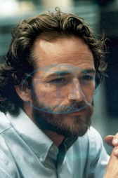 OZ LUKE PERRY as Reverend Jeremiah Cloutier