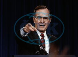 George H.W. Bush,  prezident