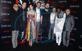 Death Note Premiere - NYC