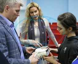 Russian officials meet with figure skaters,  ice dancers,  and coaches after 2018 ISU European Championships