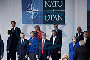 NATO Summit Day 1 - Brussels