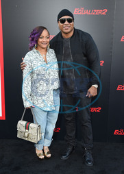 LL Cool J,  Simone Smith