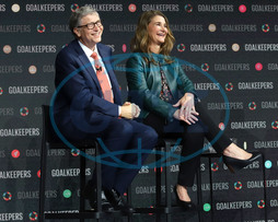 Bill and Melinda Gates Foundation's Goalkeepers 2018 Event - New York