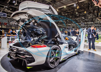 Koenigsegg Jesko,  supersport