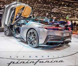 Pininfarina Battista,  supersport