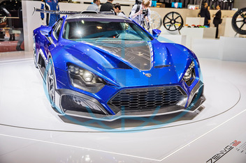 Zenvo TSR-S,  supersport