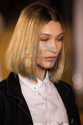Bella Hadid,   Burberry London Fashion Week Spring/Summer 2020,